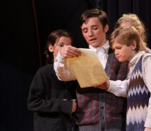 Narnia the Musical Photo © Tara Lynn Otto. All Rights Reserved.
